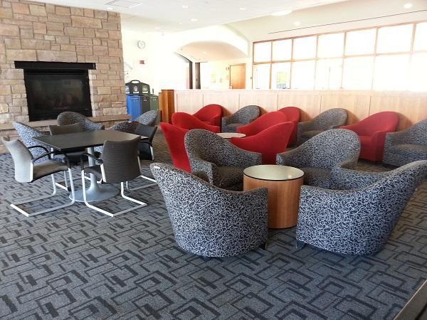 Meeting space details venue information champlain for Terrace parent lounge