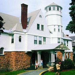 Champlain College Building Student Housing