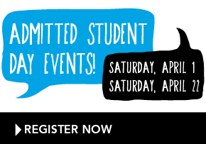 Register for Admitted Student Day