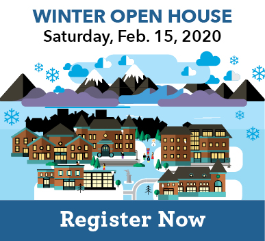 Winter Open House 2020