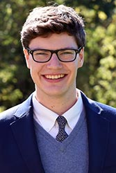 Sam Mahler, Admissions Counselor