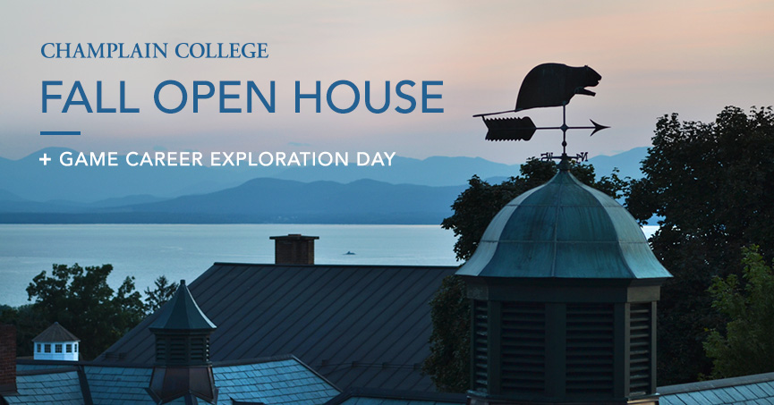Fall Open House 2019 | Visits & Events | Undergraduate