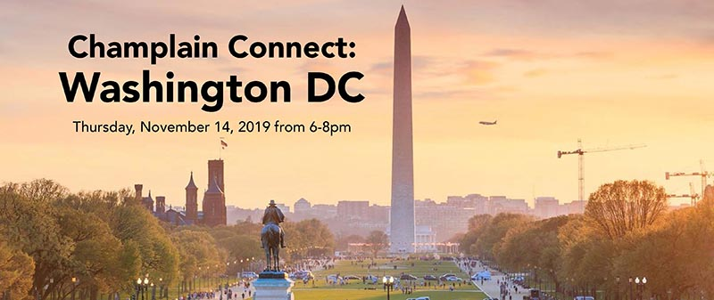 Champlain Connect: Washington, DC 2019