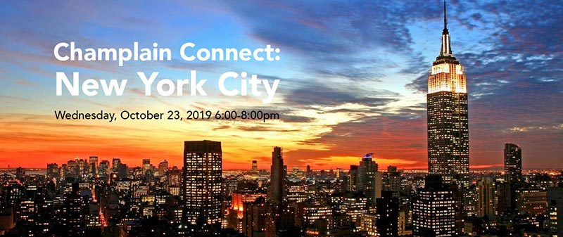 Champlain Connect: NYC 2019
