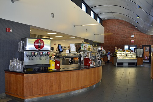 Dining and Retail Food Options | Auxiliary Services