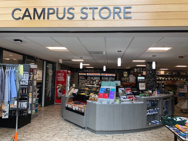 Champlain College Campus Store