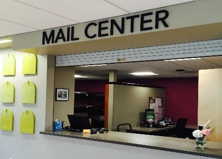 Champlain College Mail Center