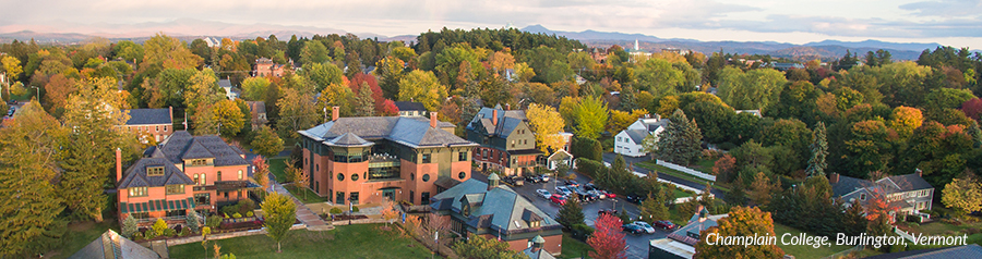 Champlain College Campus, Burlington, Vermont