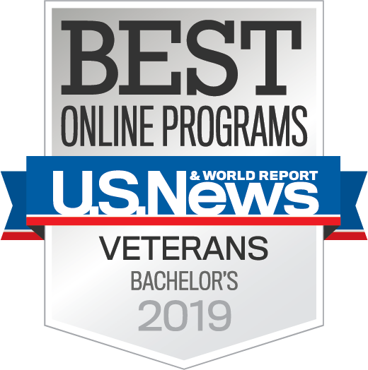 US News & World Report Best Online School for Veterans