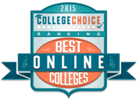2015 College Choice Best Colleges Logo
