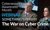 Something's Phishy: The War On Cyber Crime
