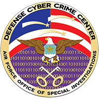 Defense Cyber Crime Center logo