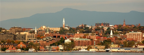 Burlington, VT: Champlain College's Home
