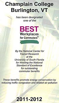 Best Workplace for Commuters Award