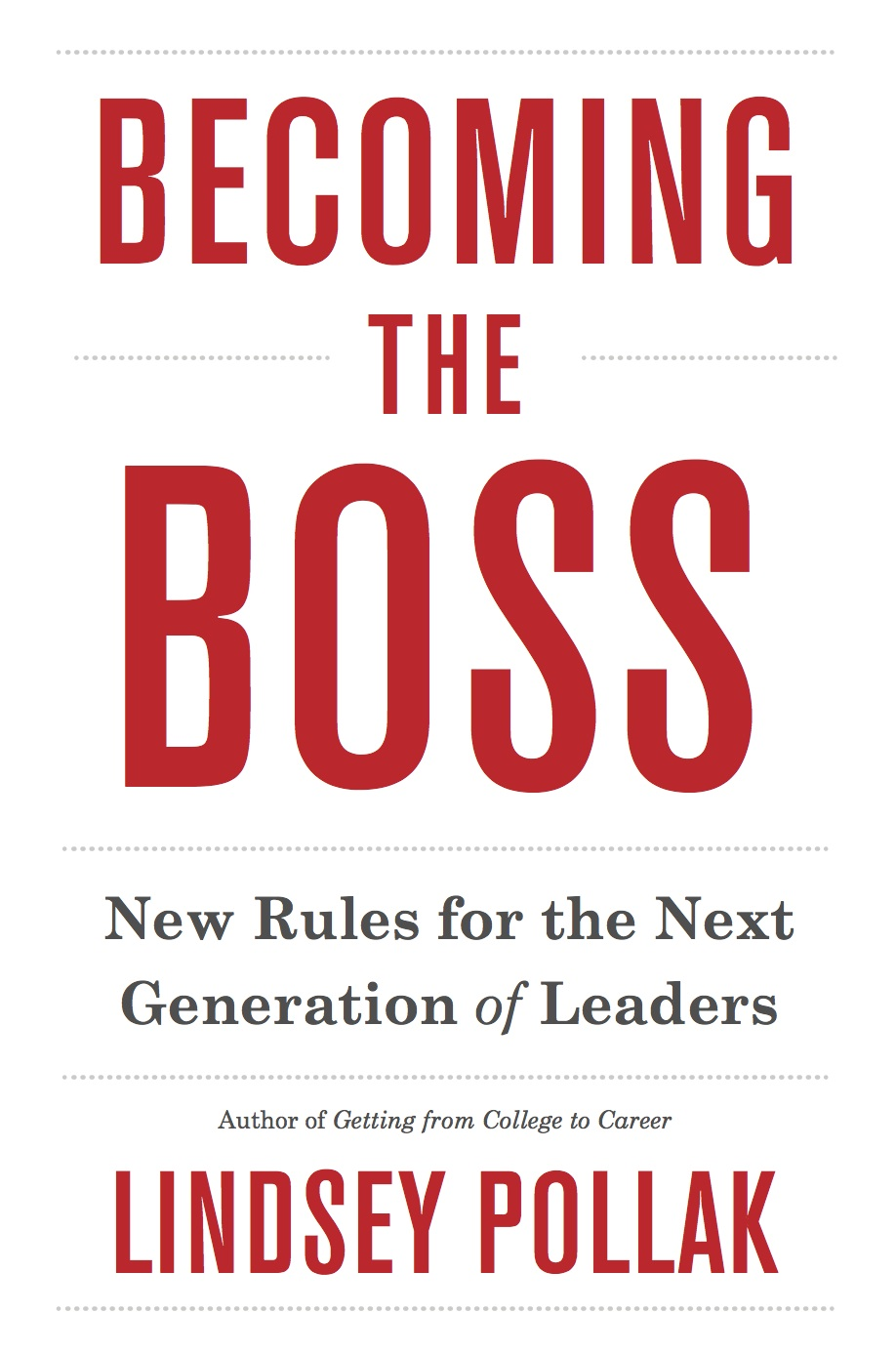 expert on millennials and careers to speak at college s pollak s second book becoming the boss new rules for the next generation of