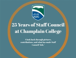 25 Years of Staff Council