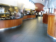 IDX Dining Hall at Champlain College