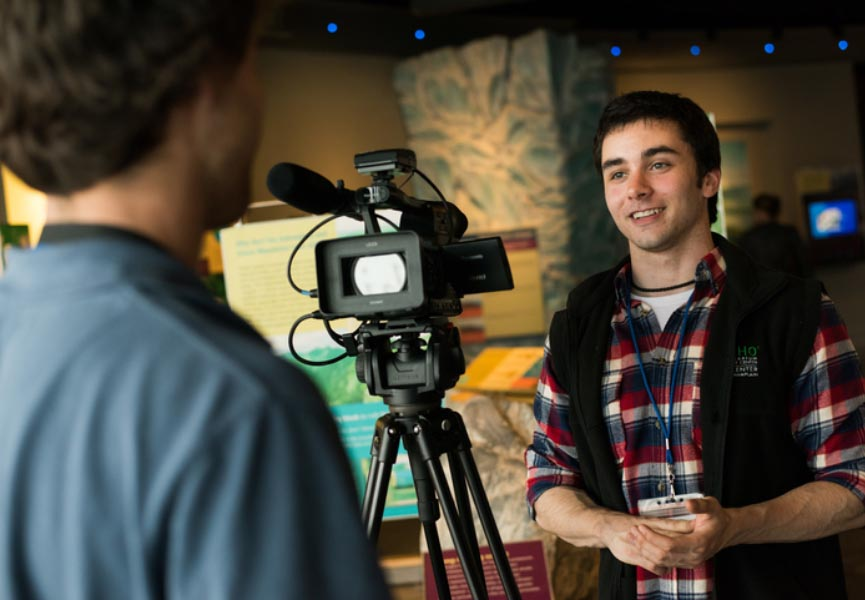 Media Production Academy at Champlain College