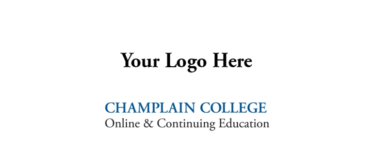 TEMPLATE and Champlain College Partner