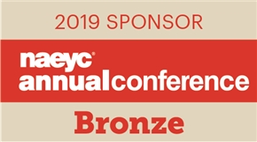 2019 Sponsor: NAEYC Annual Conference Bronze