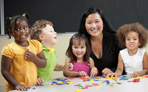 Champlain College Masters of Education in Early Childhood Education