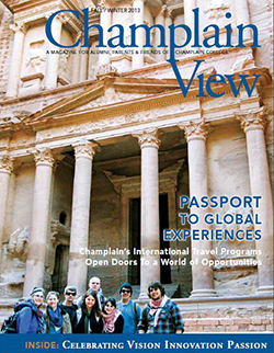 Read the Champlain View