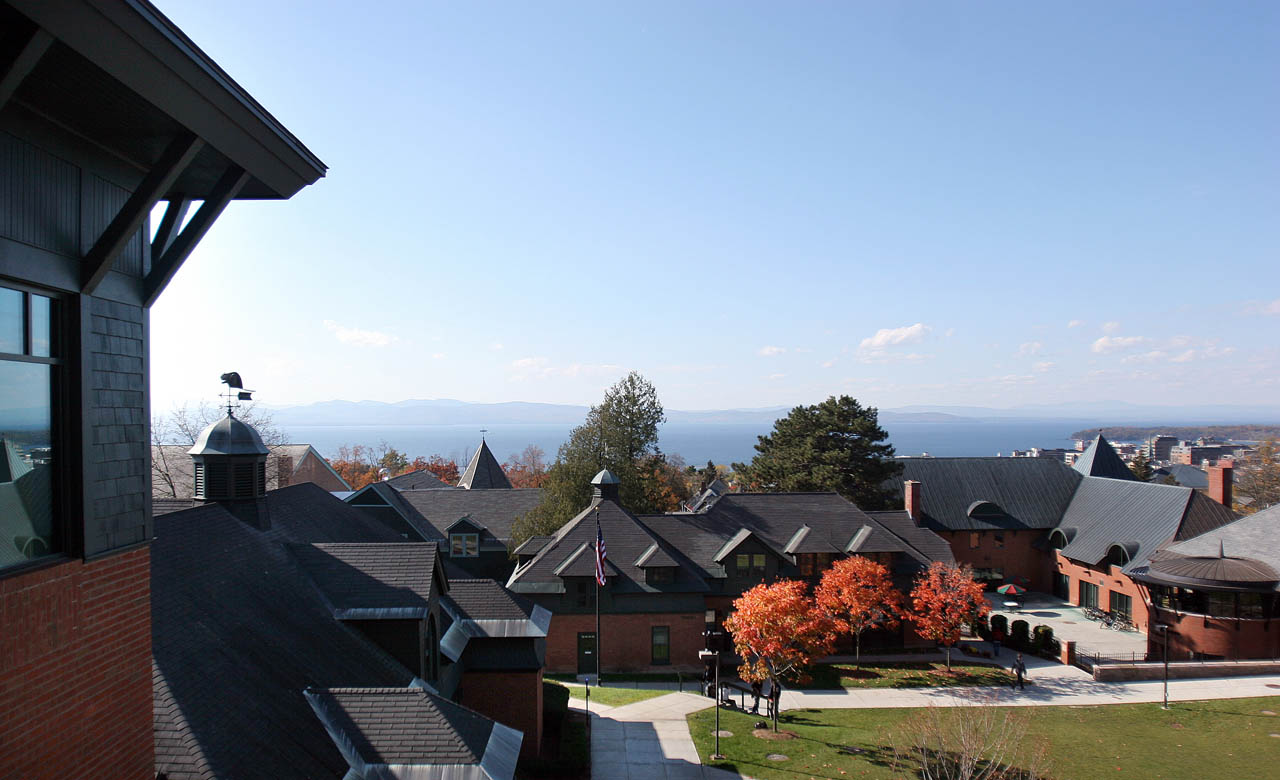Champlain College in Burlington, VT