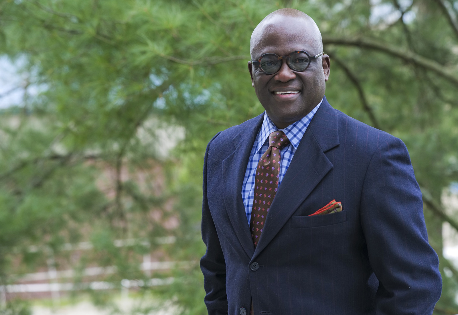 Benjamin Ola. Akande, Ph.D. Named Ninth President of Champlain College