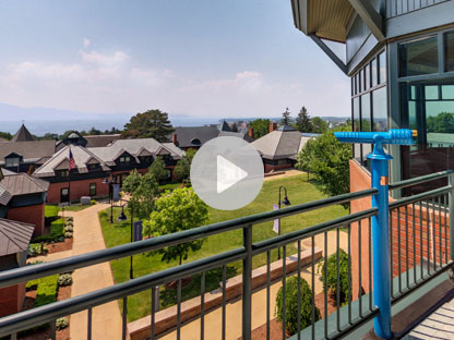 See our campus through the virtual tour