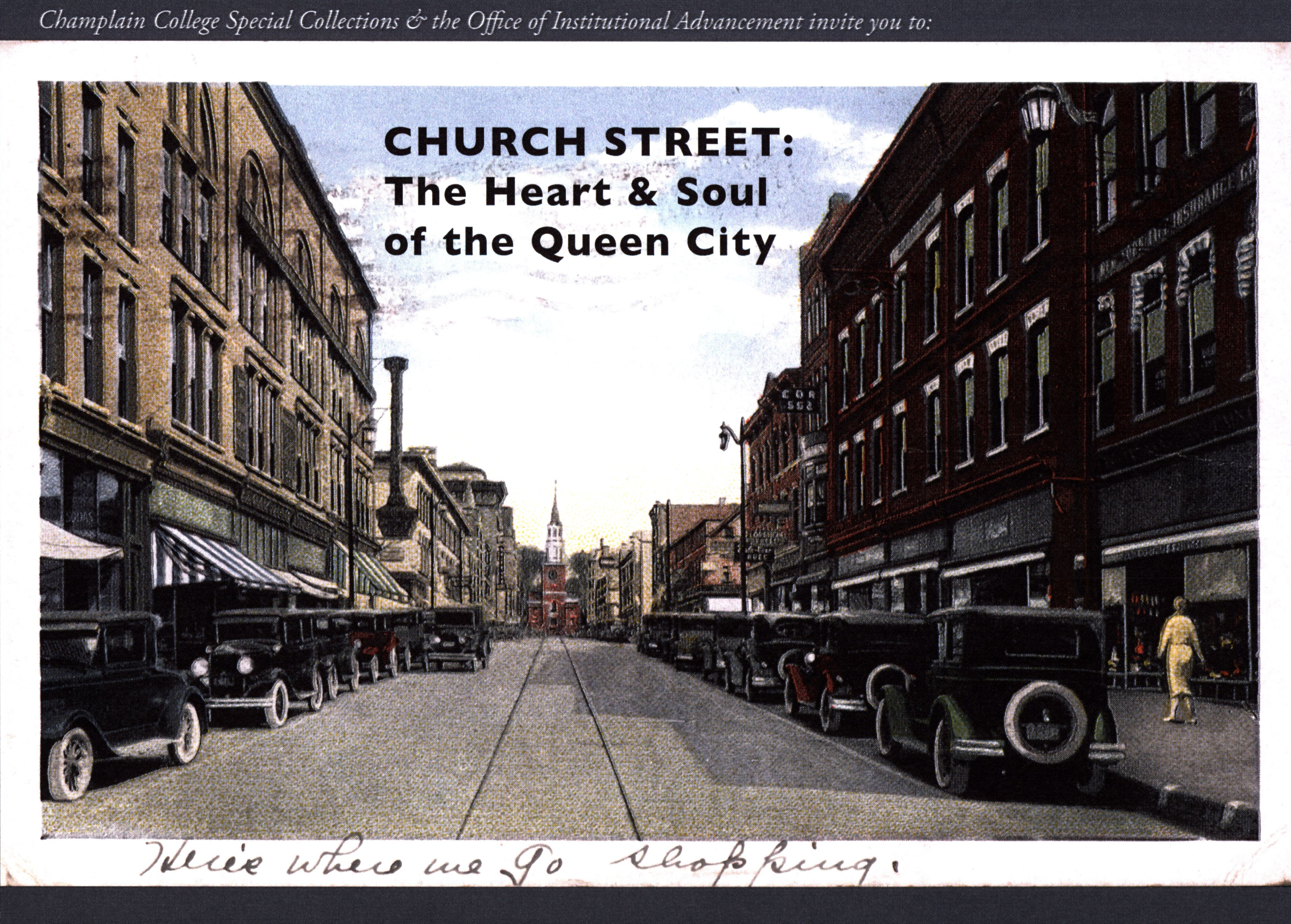 Church Street: The Heart and Soul of the Queen City