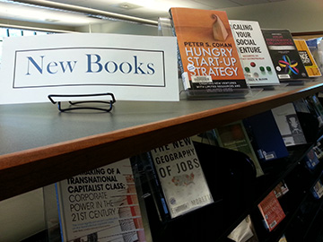 New Books Display