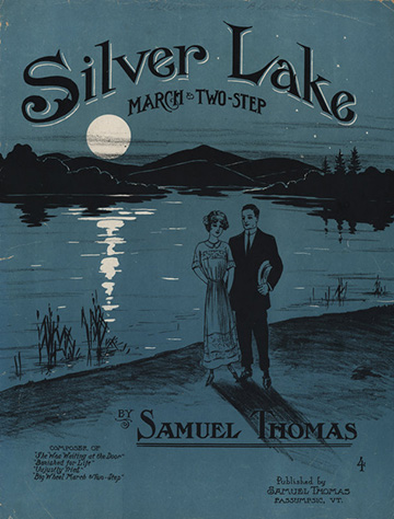 Silver Lake sheet music