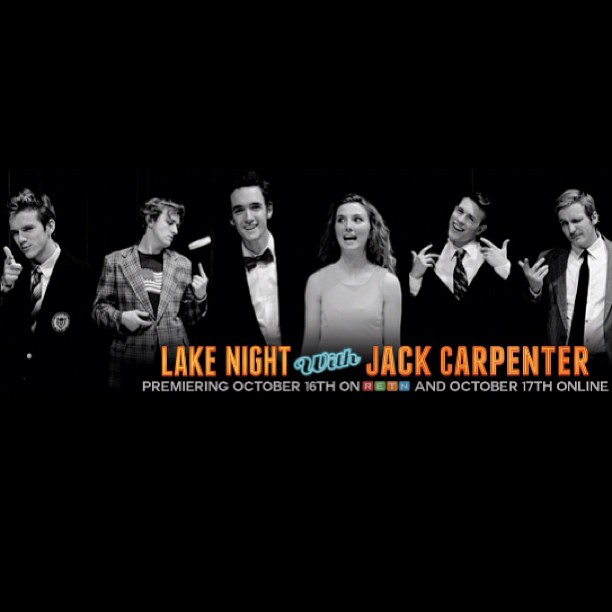 Lake Night With Jack Carpenter Banner