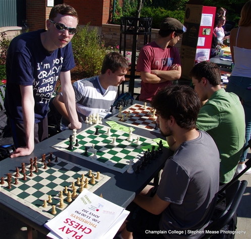 Champlain College Chess Club
