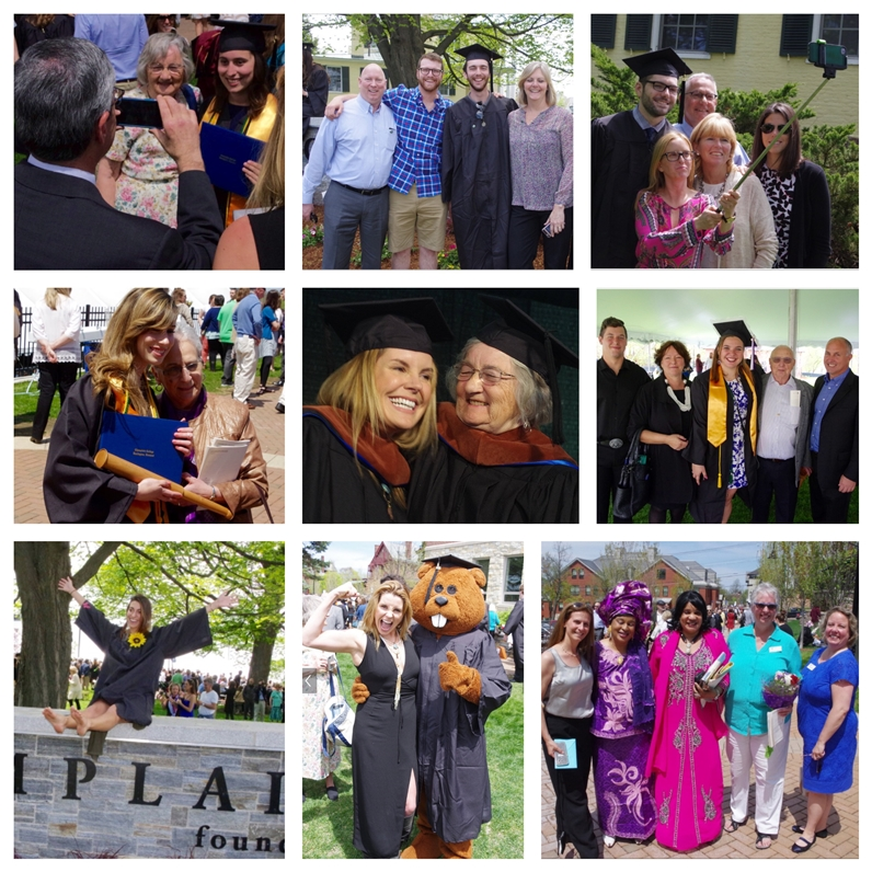 Scenes from Commencement 2016