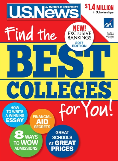 Best Colleges cover