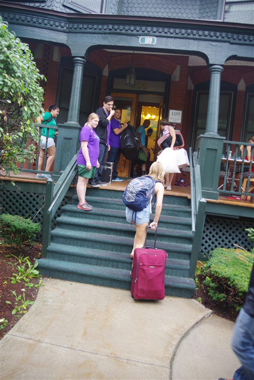 Move-in Day is Friday, Aug. 25 at Champlain College