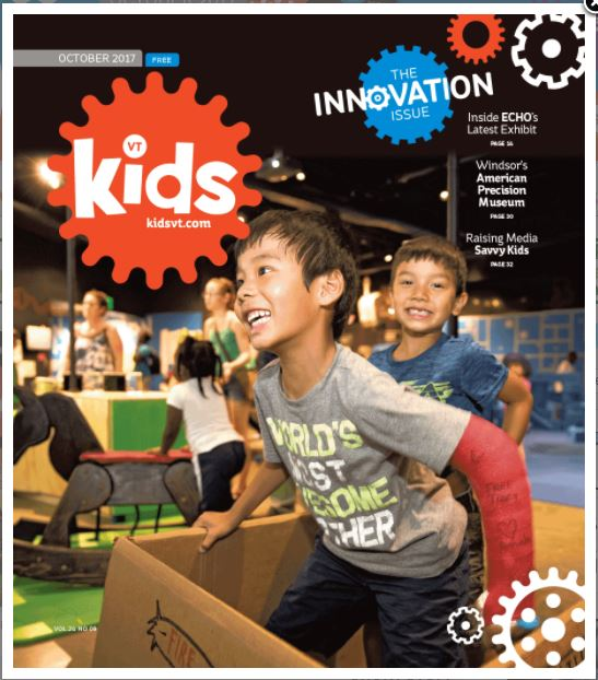 Kids VT October issue