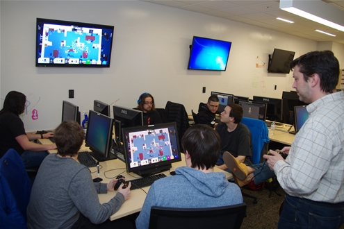 Champlain's Game Studio