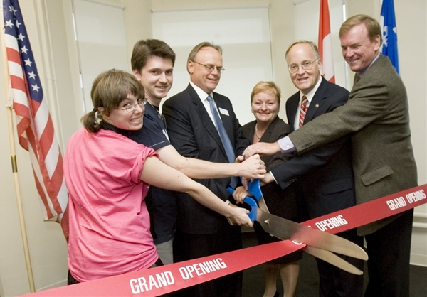 The Grand Opening of Montreal Campus