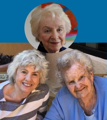 Gretchen Morse, Sallie Soule and Former Vt. Gov. Madeleine Kunin helped found the Single Parents Program at Champlain College in 1987.