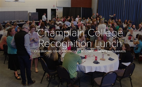 Recognition Lunch 2018