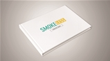 Smoke Less, a process book by Champlain Graphic Design student, Ariana