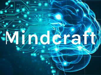 Mindcraft Podcast Logo